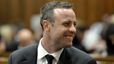Oscar Pistorius: Nachbarin, die Schreie hörte, brach nach dem Kreuzverhör zusammen