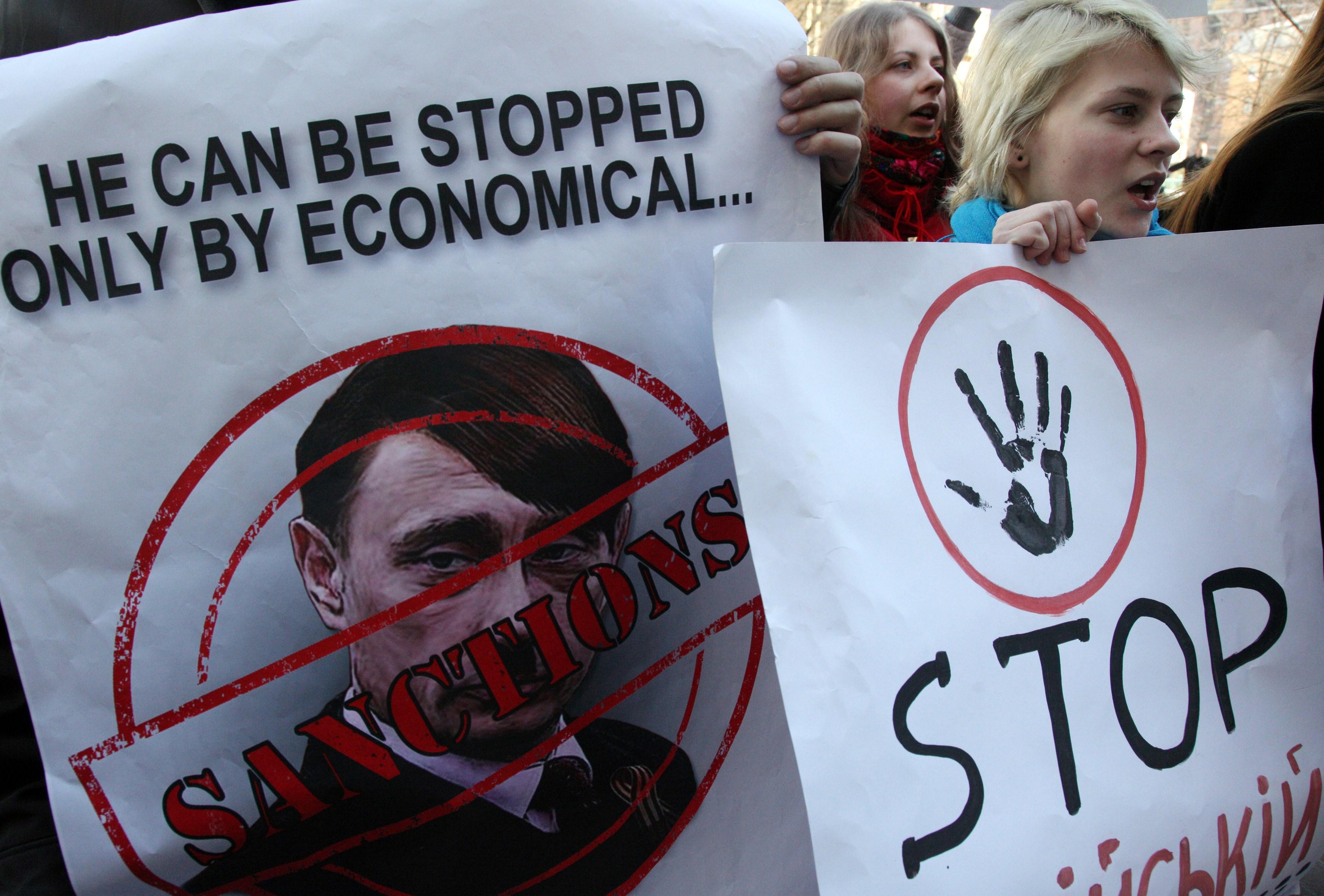 Ukraine: Mann in Ostukraine bei Demonstration getötet