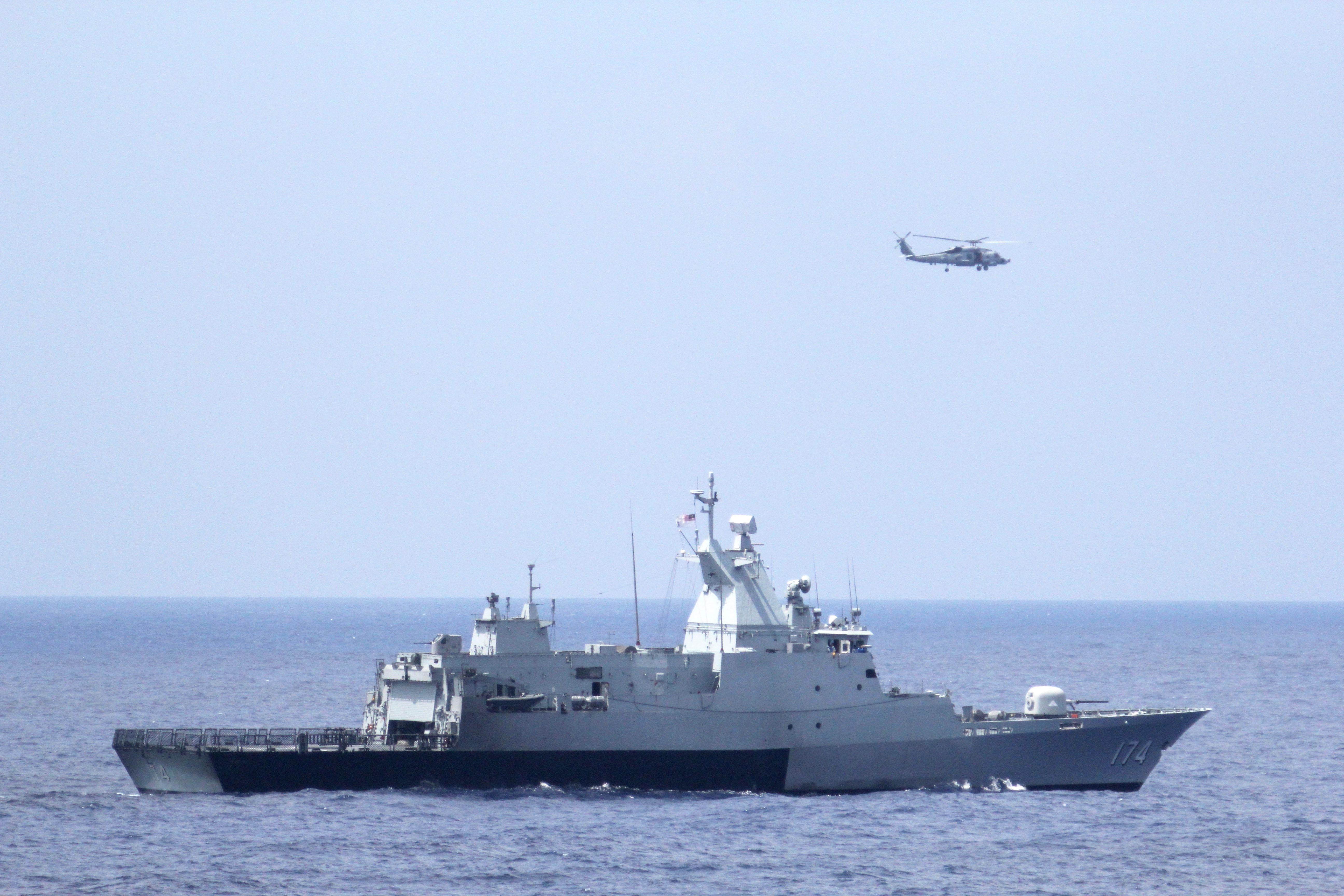 Flug MH 370: Chinesische Forscher registrieren Besonderheit am Meeresgrund