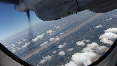UFO Verschwörungstheorie: Wurde der Flug MH 370 von Aliens entführt?
