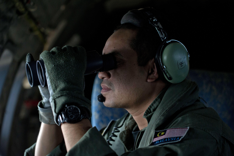 "Flug MH370-Verschwörungstheorie: ""Malaysia Flug von AWACS-Flugzeug entführt"""