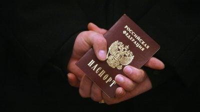 """Krim-Krise: """"Krim-Bewohner werden binnen drei Monaten russische Pässe erhalten"""""""