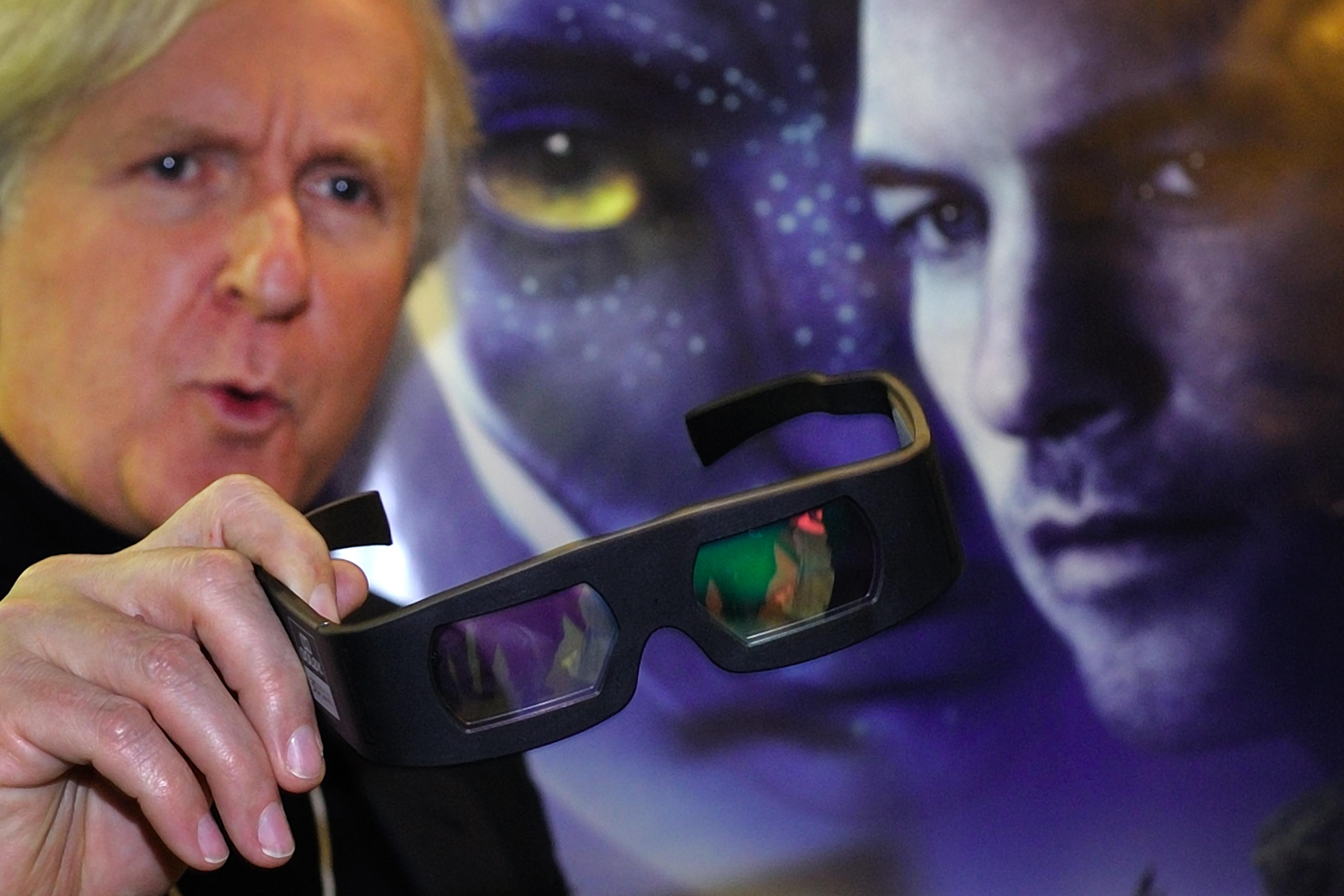 """Avatar 2: Regisseur James Cameron wird """"extrem viele"""" 3D Effekte in den Avatar-Fortsetzungen verwenden"""