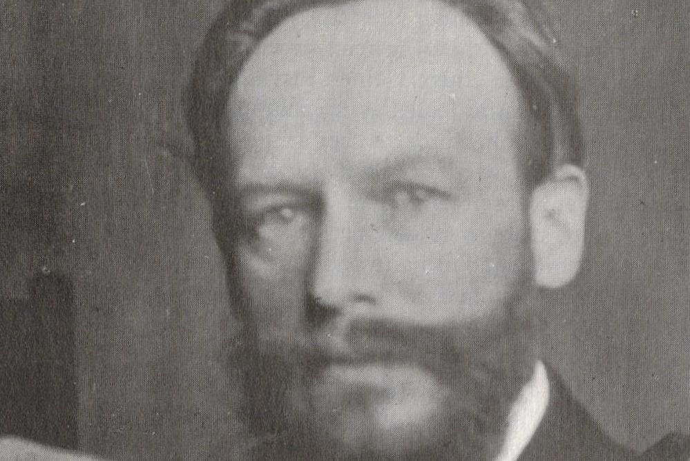 Christian Morgenstern zum 100. Todestag am 31. März 1914