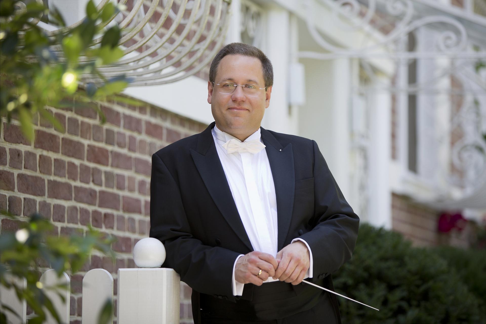 """""""Das erreicht den Menschen"""" – Dirigent Bernd Fugelsang über Shen Yun in Frankfurt"""