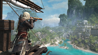 """Wird """"Assassins Creed V"""" in London spielen?"""