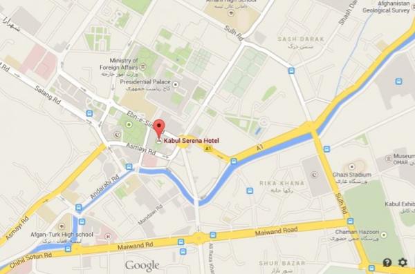 Kabul: Schüsse und Explosionen im Luxushotel Serena