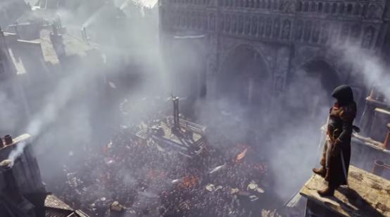 """""""Assassins Creed Unity"""": Der Release-Termin für PS4, Xbox One und PC ist im Herbst 2014 (+Video)"""