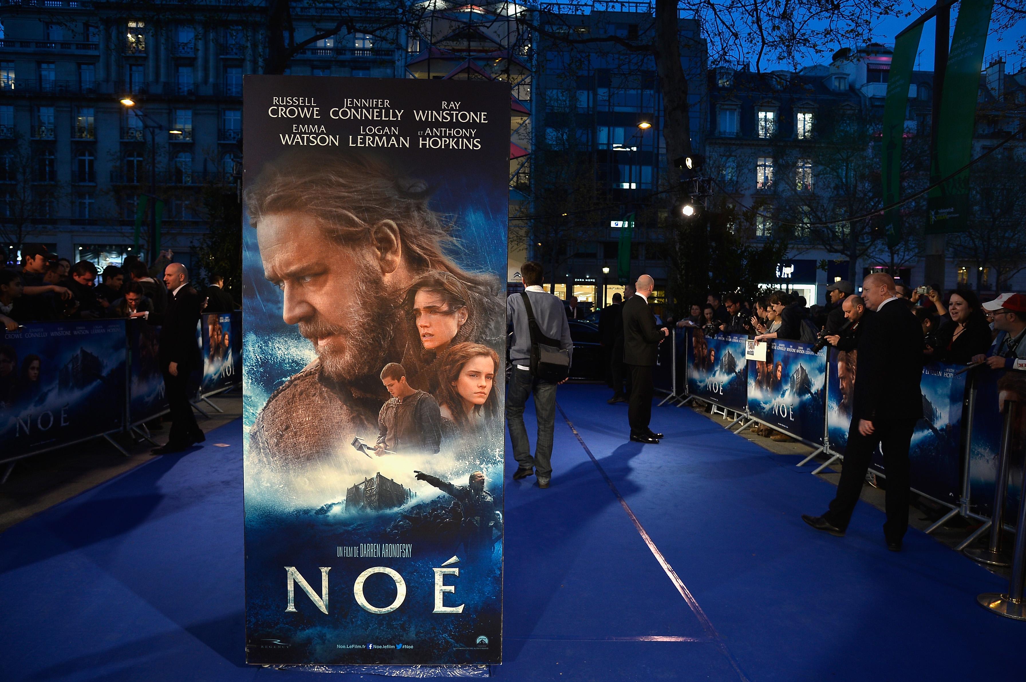 """Russell Crowe in """"NOAH"""": In """"Noah"""" werden gut und böse vertauscht"""