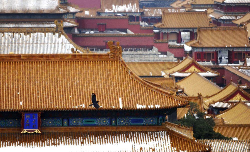 Hutongs und die chinesischen Hofwohnungen für die Großfamilie