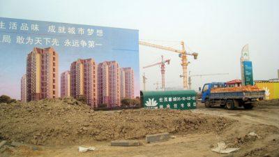 China: Gigantomanie in Tianjin – Pekings Tor zur Welt wohl pleite