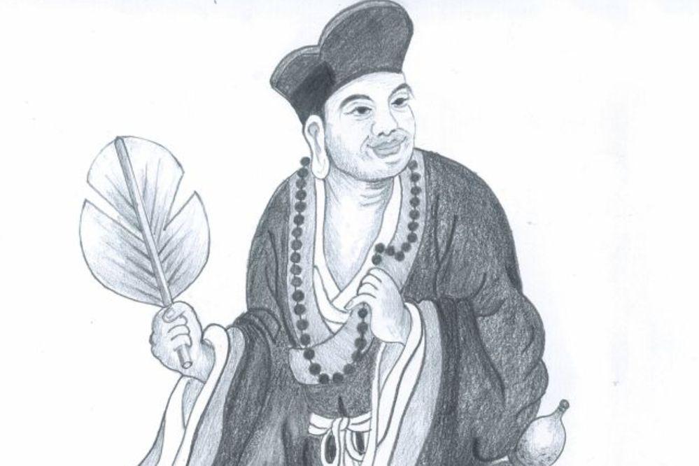 Ji Gong, der exzentrische Mönch in Chinas Song-Dynastie