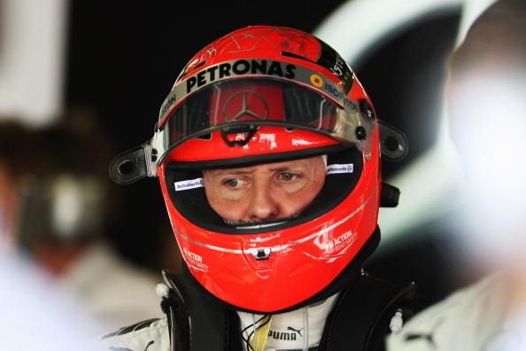 """Managerin schreibt über Schumacher: """"Michael macht Fortschritte"""""""