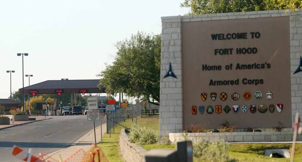 Todesschütze geht auf texanischer Militärbasis um
