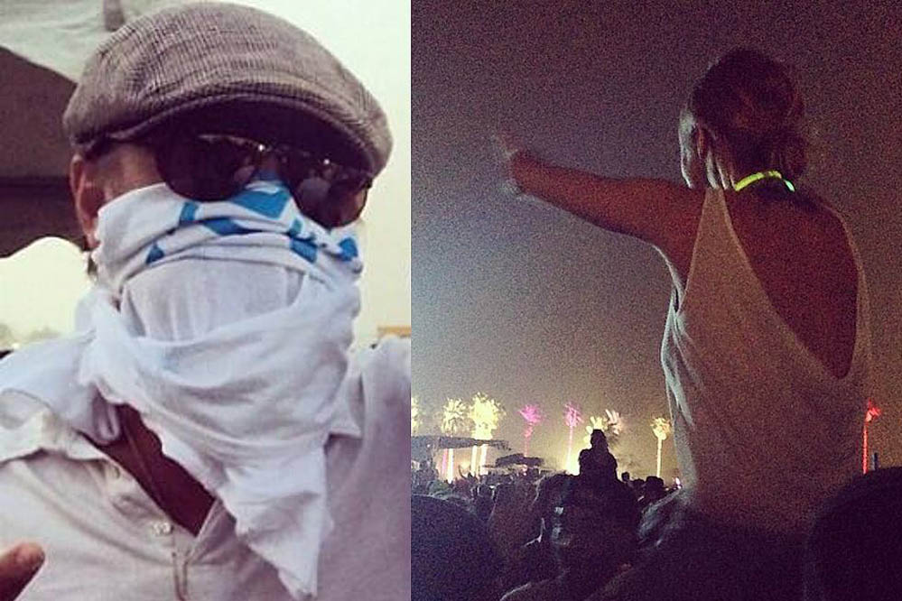 Leonardo di Caprio am Coachella: Fans ist es egal, wie Leo beim Tanzen aussah … (+VIDEO)