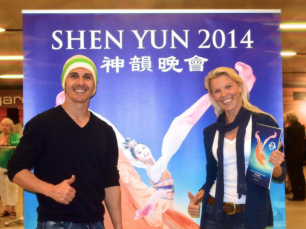 Profi-Tänzer: Bemerkenswerte technische Fertigkeiten bei Shen Yun