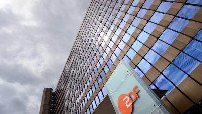 ZDF  ARD-Skandal: Staatsfunk droht mit Erzwingungshaft und Wohnungszwangsöffnung