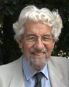 Physiker und Friedensnobelpreisträger Prof. Hans-Peter Dürr in Salem 2008