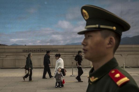"""Vor """"4. Juni"""": So bizarr ist Chinas Krieg gegen den Terror"""