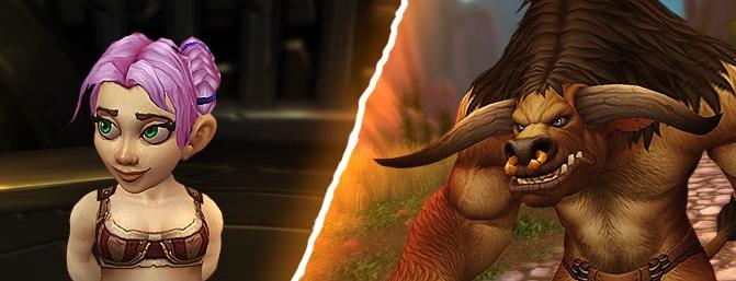 World of Warcraft 'Warlords of Draenor' Expansion: Neue Charaktere gezeigt, einschließlich der männlichen Tauren