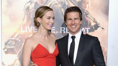 Edge of Tomorrow: 10 verückte Tom Cruise-Facts zum Filmstart von Edge of Tomorrow