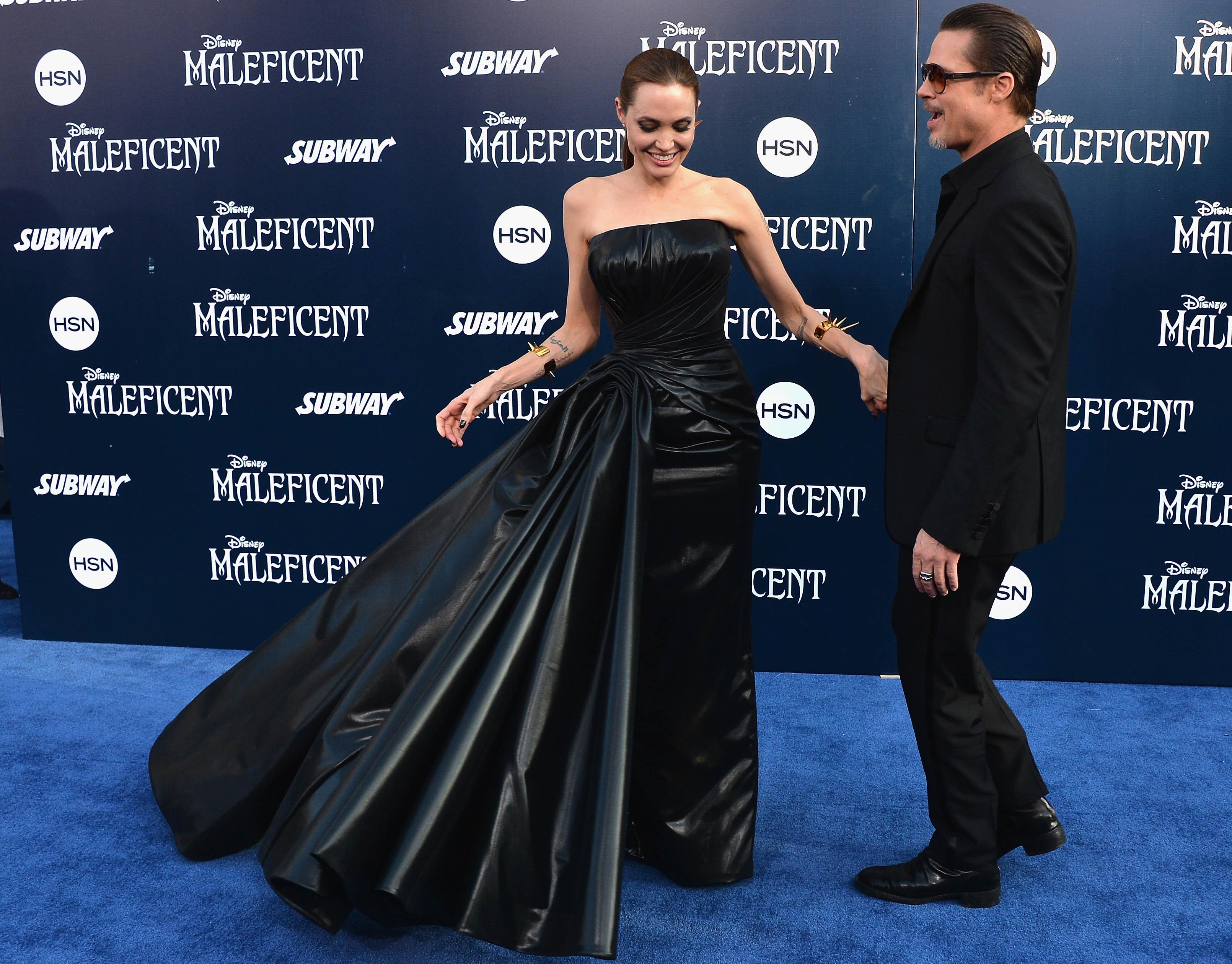 """""""Malificent"""": Angelina Jolie über """"Malificent"""": """"Man muss all seine Seiten ausleben"""""""