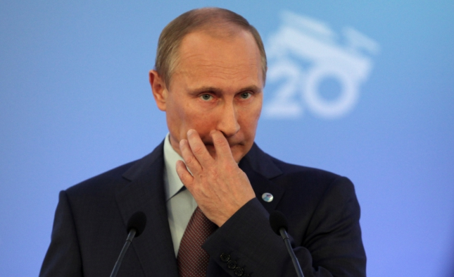 Schröder weist Kritik an Putins Anwesenheit bei Geburtstagsfeier zurück