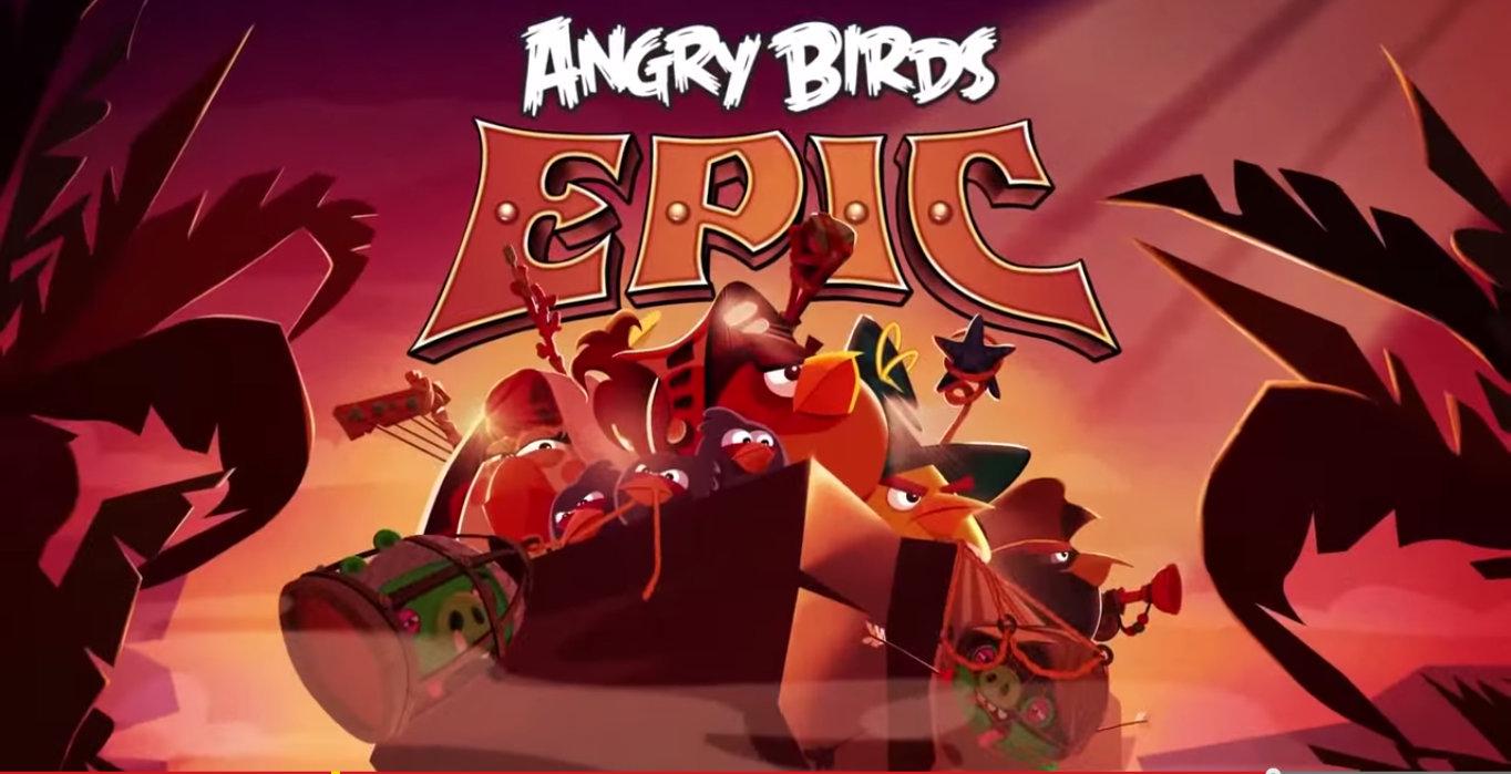 Angry Birds RPG verfügbar