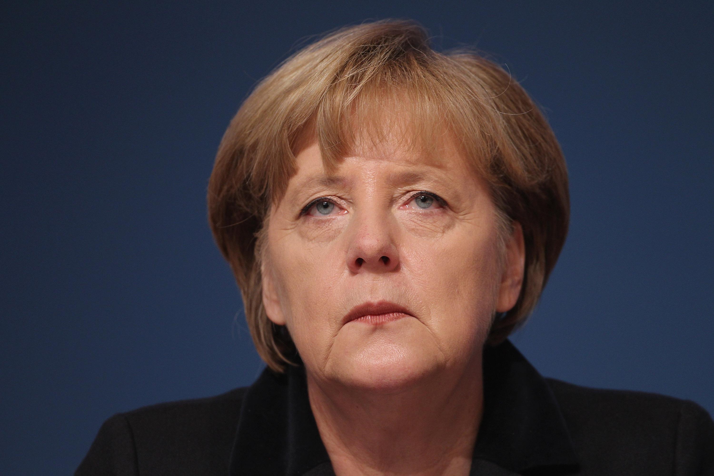 """Tag der Befreiung"": Angela Merkel würdigt D-Day"