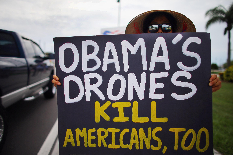 Drohnen-Angriff auf US-Bürger erlaubt: Krieg gegen den Terror oder Krieg gegen die Bürger?
