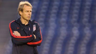 Jurgen Klinsmann: Hat sich sein Sohn schon bei Landon Donovan entschuldigt?