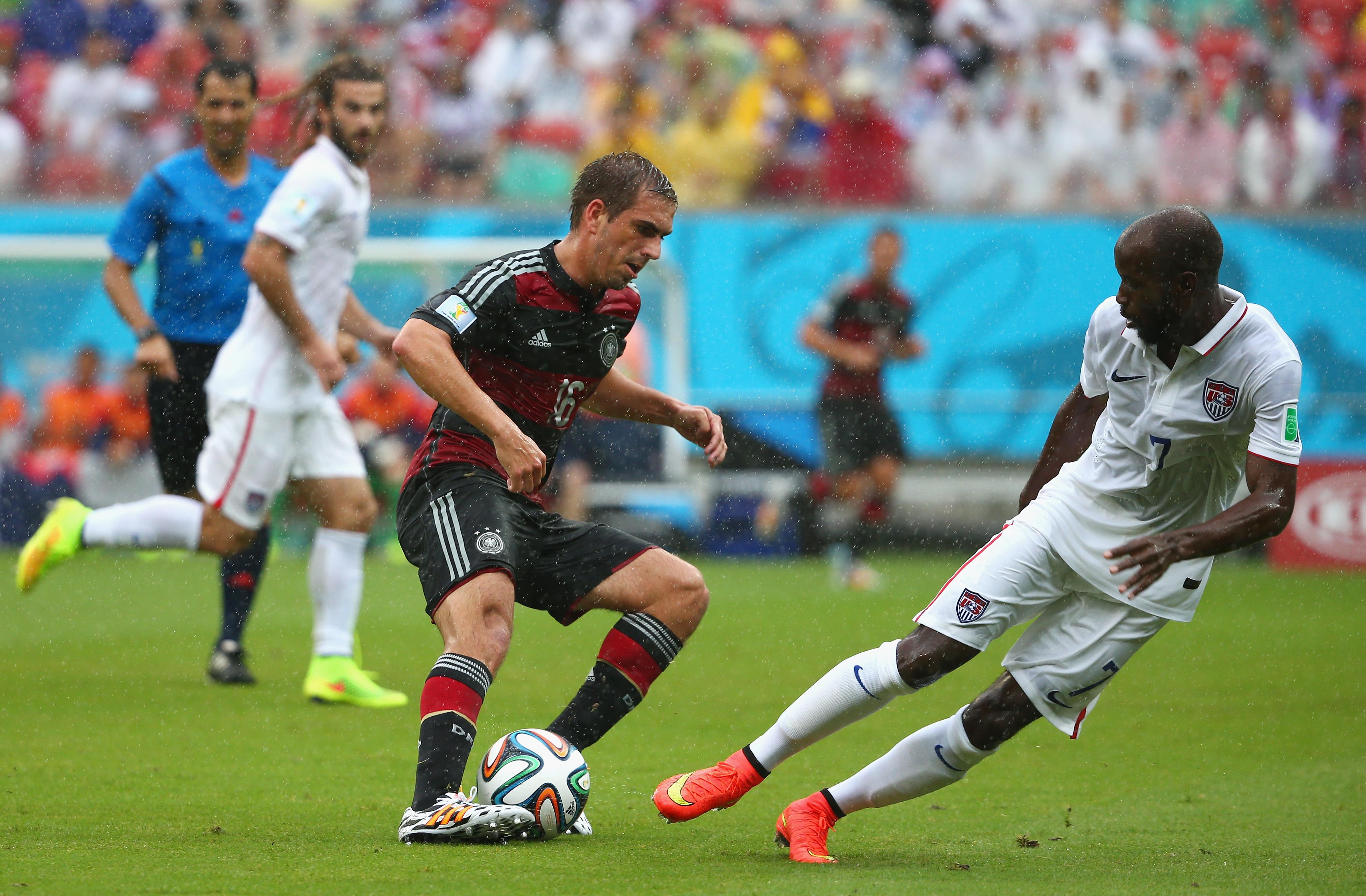 Deutschland gegen USA: Trotz guter Torchancen 0:0 nach der ersten Halbzeit!