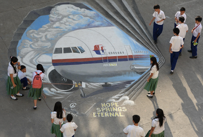 Flug MH370 und das plötzliche Verschwinden von Flugzeugen über Europa