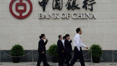 Kein Bankgeheimnis mehr: Austausch von Kontodaten USA – China ab 1. Juli