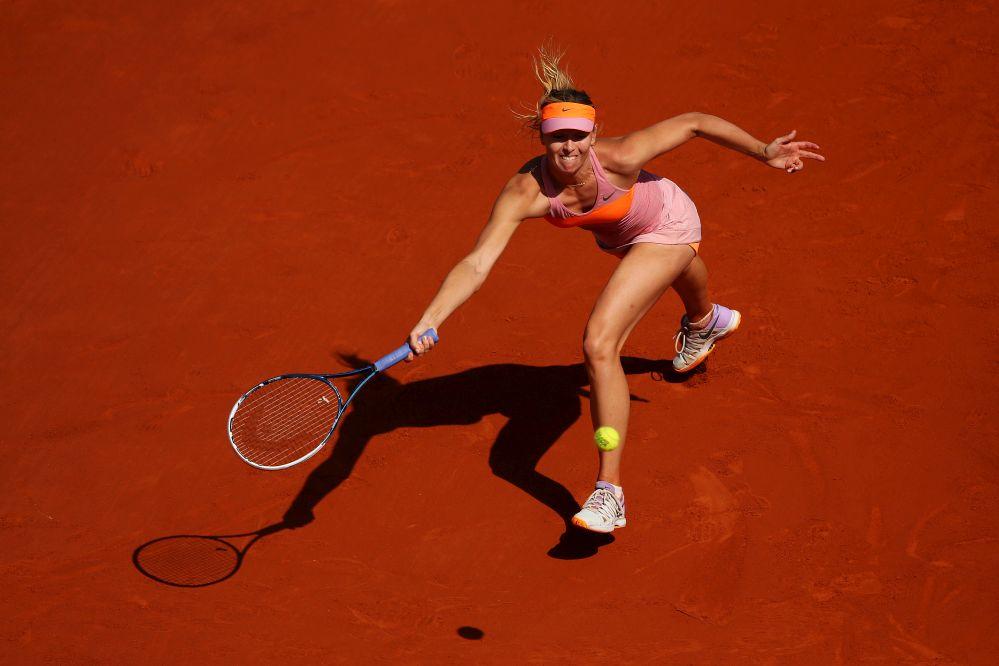 EILMELDUNG: Maria Sharapova gewinnt French Open