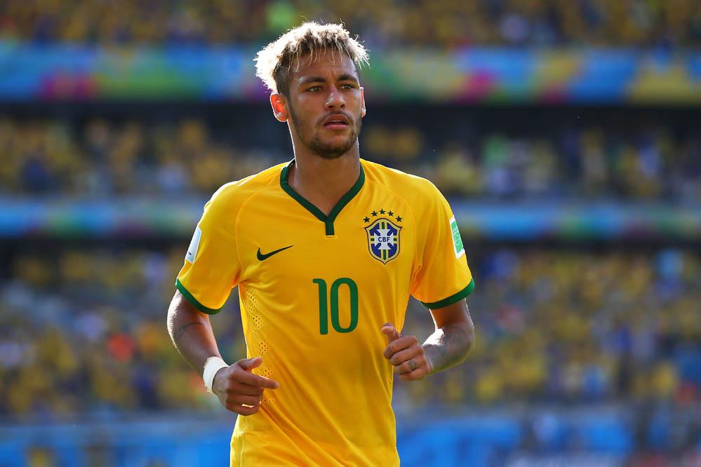 WM 2014: Soviel verdient Brasiliens Superstar Neymar!