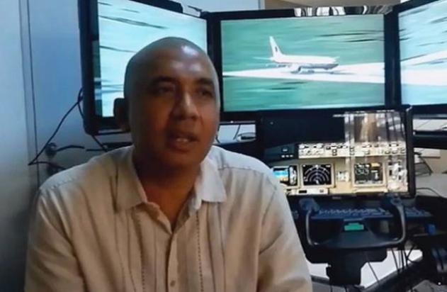 Flug MH370: War es nun doch der Pilot Zaharie Shah?