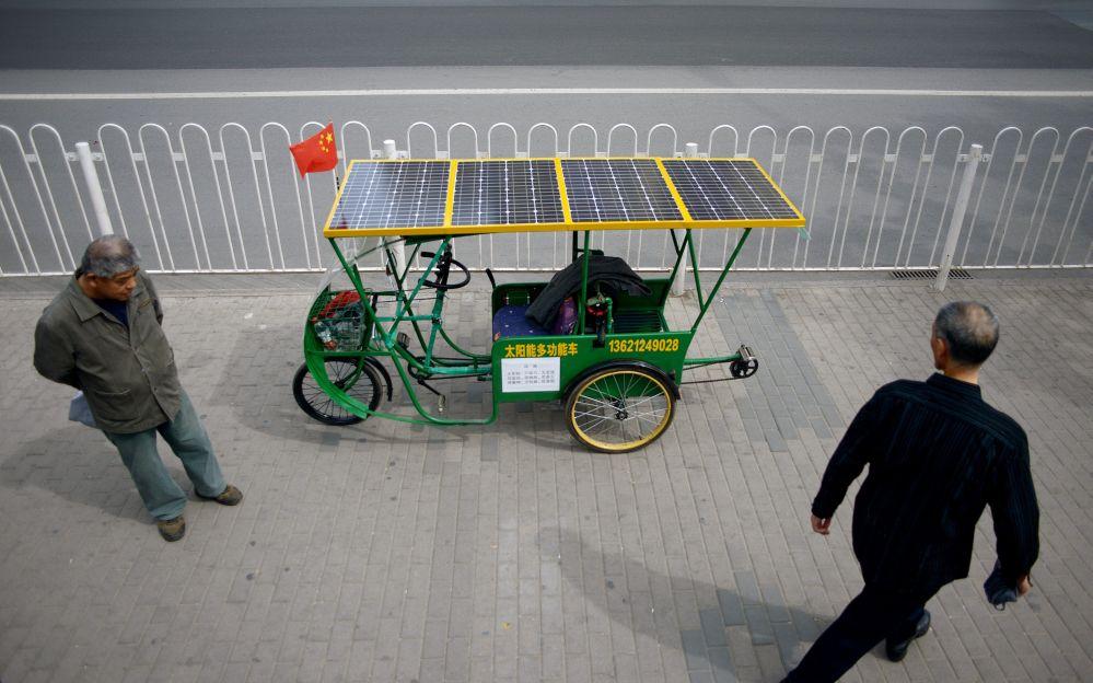 Neue Solar-Strafzölle der USA kosten China 3 Mrd. Dollar