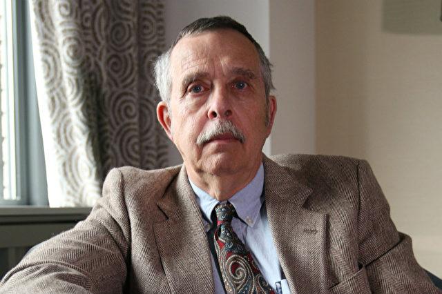 Edwin Vieira Jr. in New York, 22. Mai 2014  Foto: Seth Hirsch/Epoch Times