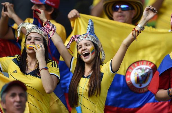 Impressionen: Dritter Spieltag Fußball WM Brasilien + Fotogalerie