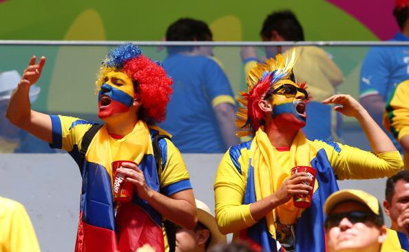 Impressionen: 4. Spieltag Fußball WM Brasilien + Fotogalerie