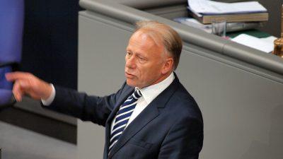 """Trittin: Rasmussen mit Forderung nach höheren Verteidigungsetats """"auf dem Holzweg"""""""