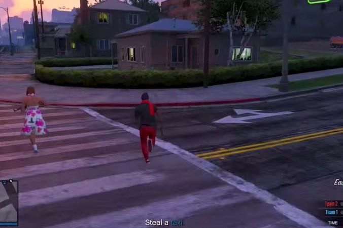 """GTA 5 Online Heists Update: Leak der kommenden Spielversion """"Grand Theft Auto V '"""