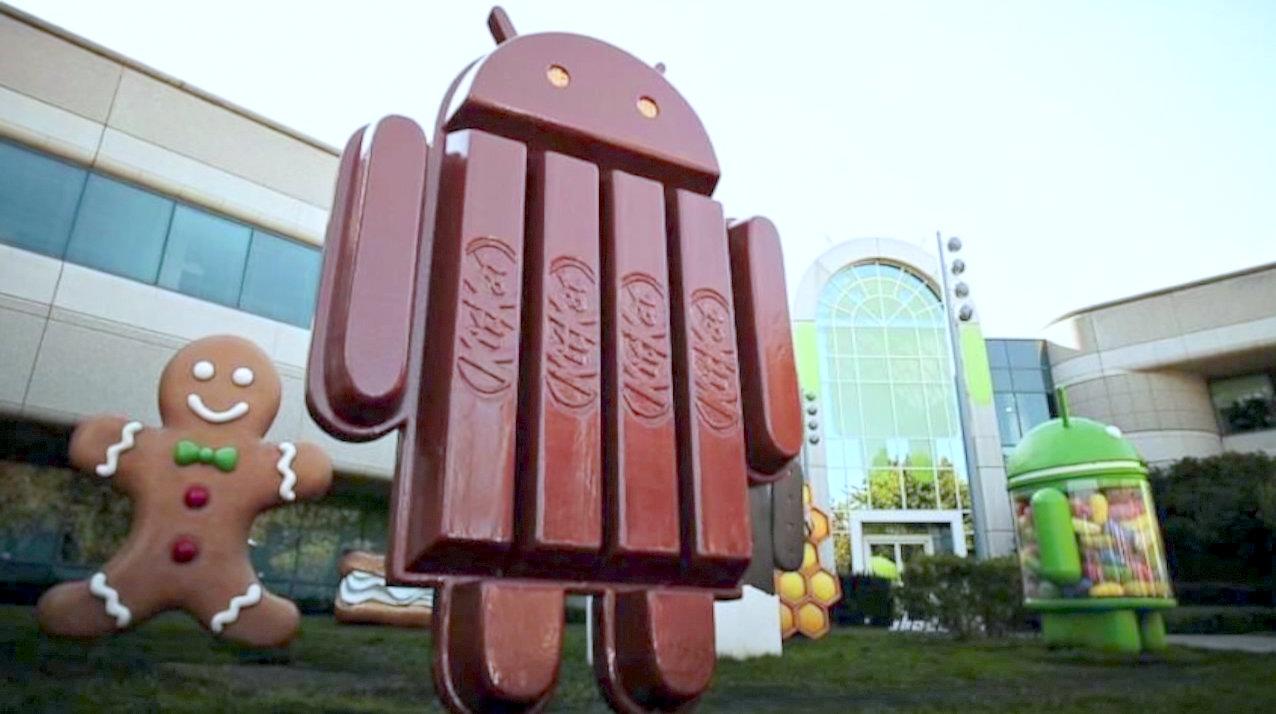 Android 4.3 Sicherheitlücke erst in 4.4 KitKat behoben