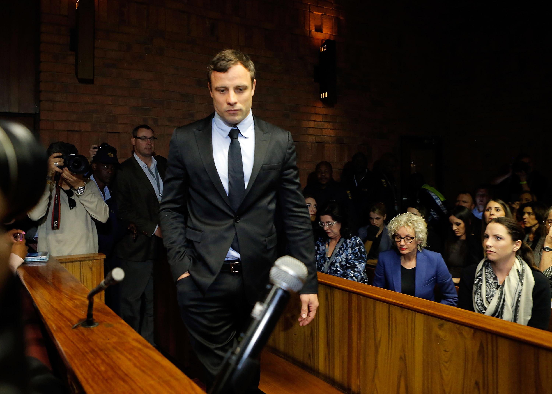 Oscar Pistorius: Über ein mögliches Urteil wird spekuliert