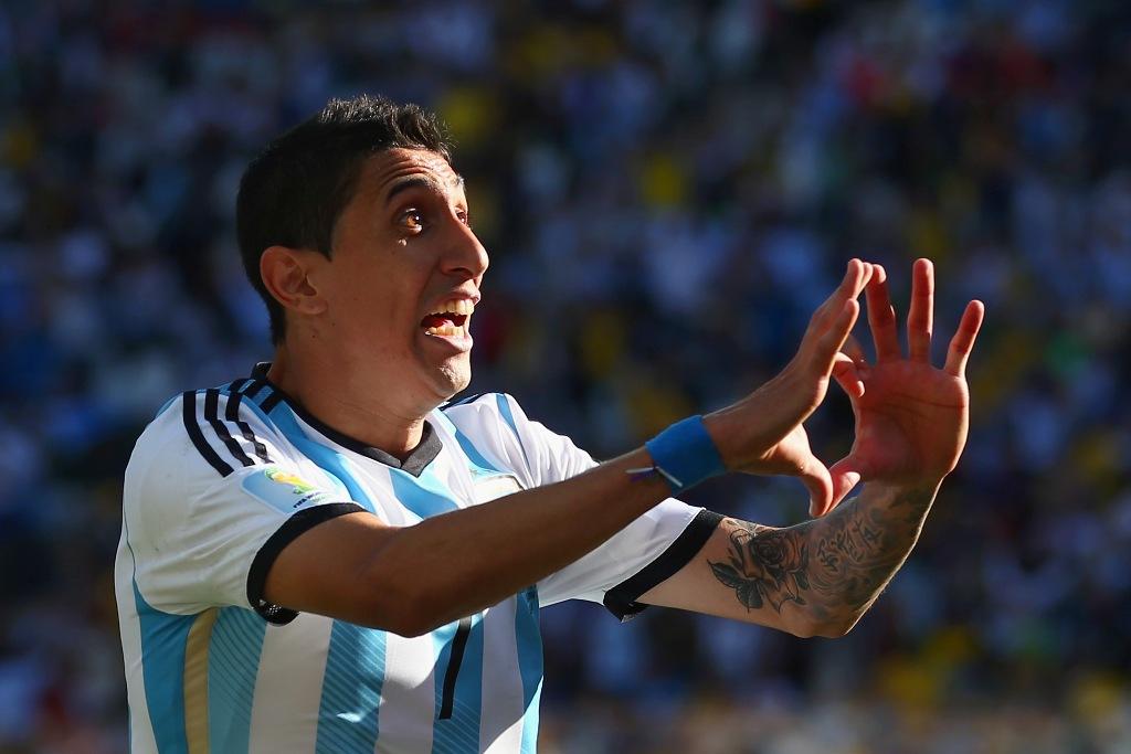 Angel Di Maria Verletzung:  Argentinien hofft auf ihn gegen Deutschland; Update United Transfer