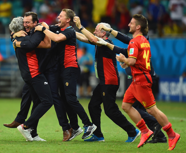 Sieg für Belgien gegen USA 2:1 ins Viertelfinale (Videos)
