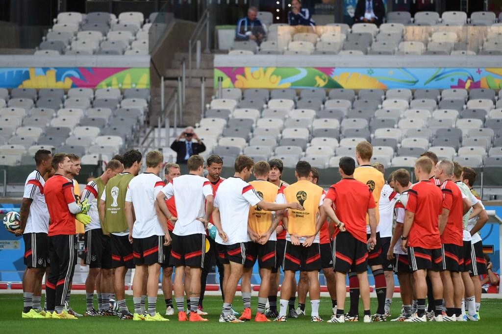 """Bundestrainer Jogi Löw: """"Standards sind eine gute Waffe"""""""