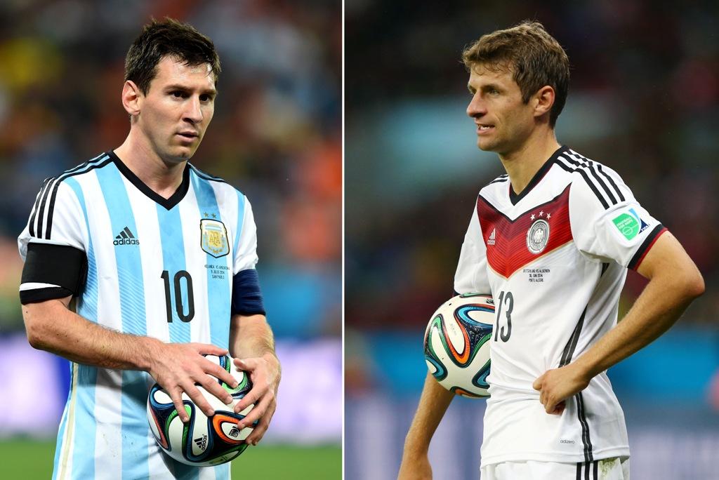Thomas Müller: In Sorge wegen Vergeltung Argentiniens für ihren Rauswurf 2006 und 2010