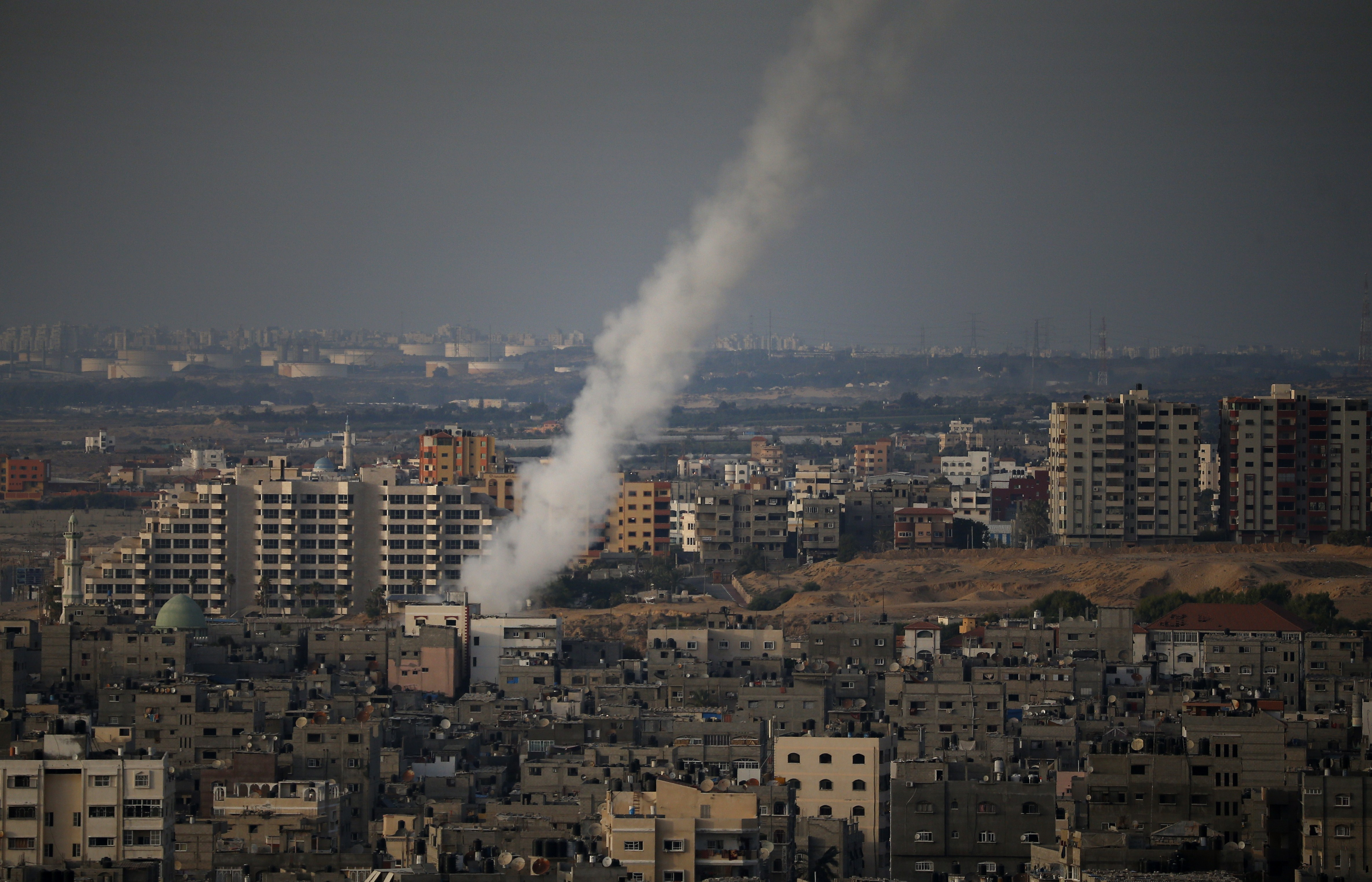 Hamas hackt israelisches Fernsehen und zeigt Bilder von Opfern